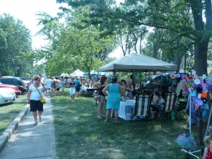 Art on the Boulevard, Erieau, ON