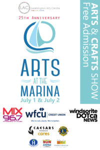 Arts @ the Marina 2017 potter